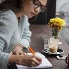 Cómo escribir una biografía personal creativa
