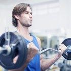 ¿Cuántas calorías quemas en una sesión en el gimnasio?