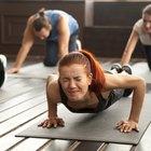 ¿Por qué me duele el pecho después del entrenamiento?