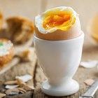 ¿Cuáles son los beneficios de comer huevos cocidos?