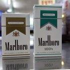 Tipos de cigarrillos Marlboro