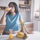 Cómo perder 9 kg rápidamente con una dieta líquida