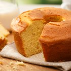 Water Substitutes for Cake Mix