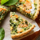 Lunch Menu With Quiche