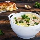 Calories in Avgolemono Soup