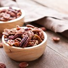 How to Crack Pecans Without Breaking Them