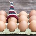 Cómo hacer ropa que le quede a un huevo
