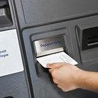 Cómo depositar cheques en un cajero automático