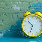 Cómo calcular la hora con un reloj decimal