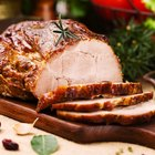 Menu for Pork Loin Roast