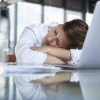 Cómo tomar Dramamine para conciliar el sueño