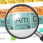 ¿Cuáles son los usos del elemento americio?