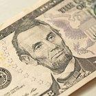 Cómo identificar un billete nuevo falso de cinco dólares