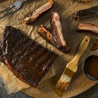 How to Boil Baby Back Ribs Before Grilling