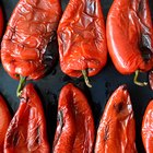 How Many Calories Are in Roasted Red Peppers?