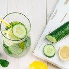 ¿Cuáles son los beneficios del jugo de pepino con limón?