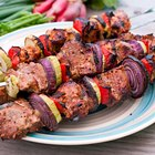 How to Make Beef Bottom Round Roast Shish Kebabs