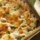 Can I Freeze Cheesy Potatoes Before Baking Them?