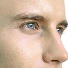 Descamación seca en la nariz