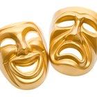 Cómo hacer una máscara de una emoción
