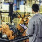 How to Calculate Manufacturing Efficiency