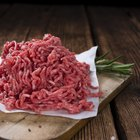 how to cook frozen ground beef in microwave