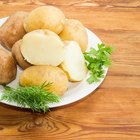Boil Potatoes So They Can Be Frozen & Preserved