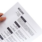 How to List a Merged Company on a Resume