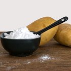 Xanthan Gum vs. Potato Starch