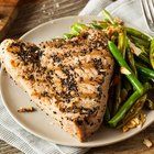 How to Cook Seared Tuna Steak