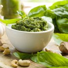 How to Keep Basil Pesto From Turning Dark