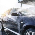Ventajas y desventajas de iniciar un negocio de lavado de autos