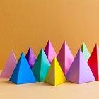 Características de las pirámides rectangulares