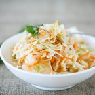 How to Make Coleslaw Dressing