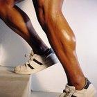 Cómo construir masa muscular en las piernas