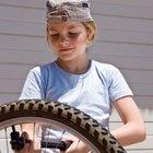 Llantas de bicicleta que soportan una gran cantidad de peso