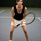 Dolor de rodillas por el tenis