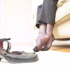 Cómo determinar si tienes un callo en los dedos de tus pies