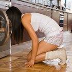 Cómo secar zapatos tenis en la secadora