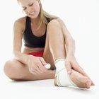 ¿Puedes hacer ejercicio aeróbico con un esguince de tobillo?