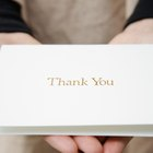 How to Send Thank You Notes for a Surprise Party