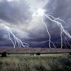 ¿Qué tipo de nubes producen lluvia?