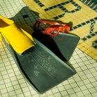 Tipos de aletas de natación