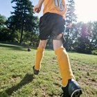 Cómo convertirse en un jugador de fútbol más rápido