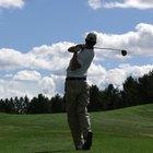 Dolor de espalda por practicar golf