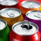 Hinchazón y aumento de peso con la Coca-Cola de dieta