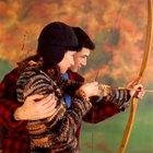 ¿Cómo fabricar un arco y flechas con caña?