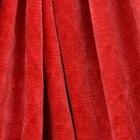 Cómo hacer que una tela mantenga el plisado