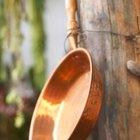 ¿Es seguro cocinar en ollas de cobre?