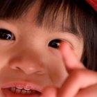 Juegos con dedos para niños de preescolar
